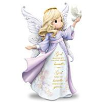 Lena Liu Precious Moments My Strength, My Hope Angel Figurine