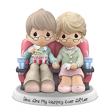 Precious Moments You Are My Happily Ever After Handcrafted Figurine