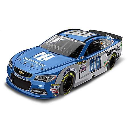 Dale Earnhardt Jr. No. 88 Nationwide 2016 Chevrolet SS Diecast Car