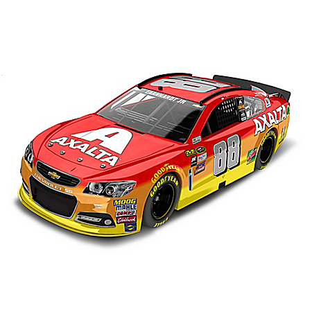 Dale Earnhardt Jr. No. 88 Axalta 2016 Chevrolet SS Diecast Car