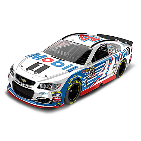 Kevin Harvick No. 4 Mobil 1 2016 Sprint Cup Series Diecast Car