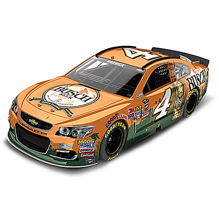 Kevin Harvick No. 4 Busch Beer Hunting 2016 Chevrolet SS Diecast Car