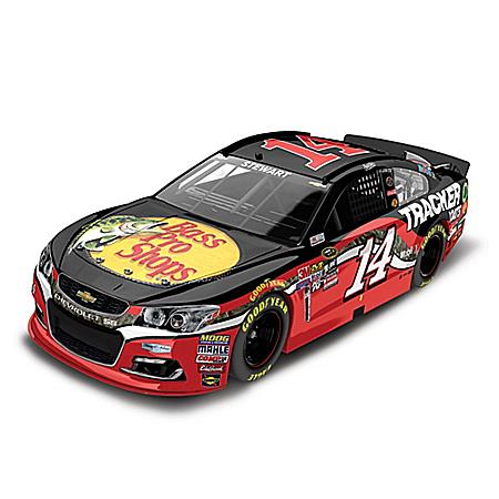 Tony Stewart No. 14 Bass Pro Shops 2016 NASCAR Sprint Cup Series Diecast Car