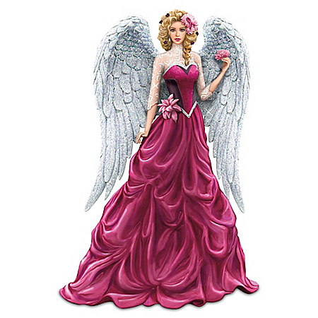 Nene Thomas Hopeful Radiance Angel Figurine
