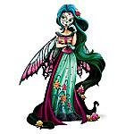 Nene Thomas Magical Blessing Sugar Skull Fairy Figurine