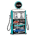 Tri-Five Chevrolet Bel Air Gas Pump Sculpture