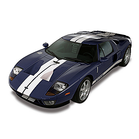 1:18-Scale 2006 Ford GT AuthentiCast Resin Sculpture