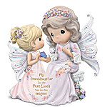 Granddaughter, You Are More Loved Than You Can Imagine Precious Moments Figurine