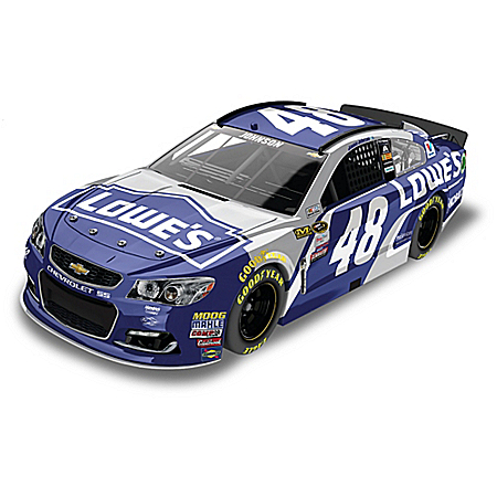 Jimmie Johnson No. 48 Lowe's 2016 Atlanta Speedway Winner Diecast Car