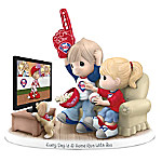 Precious Moments Every Day Is A Home Run With You Philadelphia Phillies Figurine