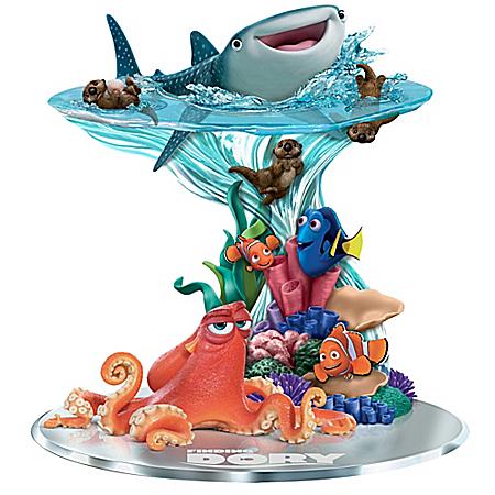 Disney An Ocean Of Adventure Awaits Sculpture