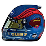 Jimmie Johnson #48 Superman Racing Helmet