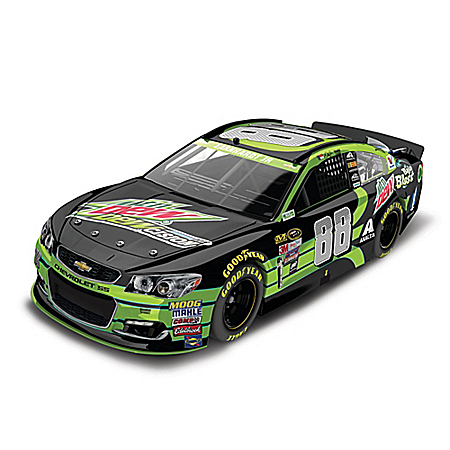 Dale Earnhardt Jr. No. 88 Mountain Dew DEWcision 2016 1:24 Scale Diecast Car