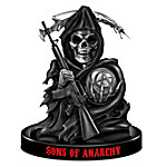 Riding With The Reaper SONS OF ANARCHY Handcrafted Sculpture