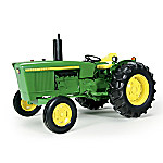 1 - 16-Scale John Deere 2020 Diesel Wide Front With 3-Point Hitch Diecast Tractor