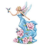Lena Liu's Whispers Of Brilliance Fairy Figurine