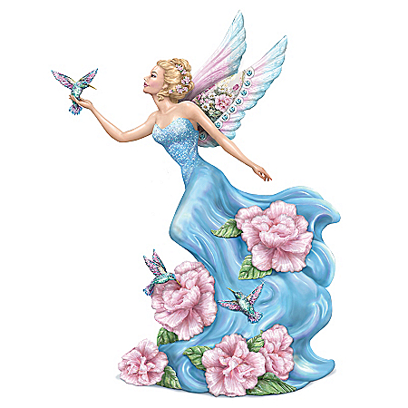 Lena Liu's Whispers Of Brilliance Fairy Figurine