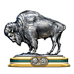 Indian Head Nickel Inspired The Spirit Of The West Buffalo Sculpture
