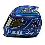 Full-Sized Jimmie Johnson #48 Lowe's NASCAR Racing Helmet