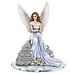 Dona Gelsinger Angel Of Courage Religious Figurine
