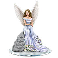 Dona Gelsinger Angel Of Courage Religious Figurine