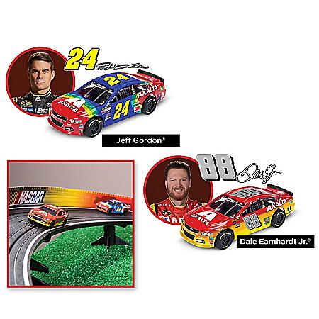 Hendrick Motorsports Electric NASCAR Slot Car Set