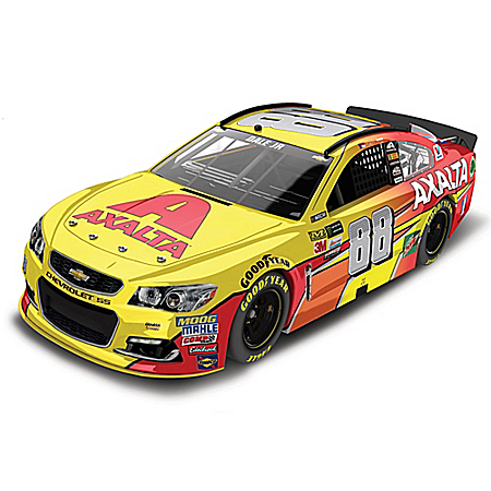 Dale Earnhardt Jr. No. 88 Axalta Coating Systems 2017 NASCAR Diecast Car