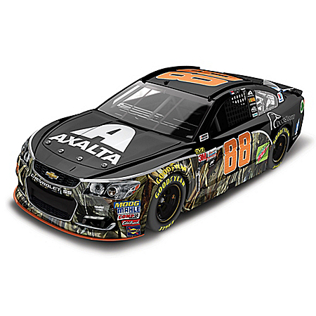 Dale Earnhardt Jr. No. 88 Axalta/Ducks Unlimited 2017 NASCAR 1:24-Scale Diecast Car