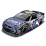 Jimmie Johnson NASCAR No. 48 Lowe's 2017 Lionel Racing 1 - 24-Scale Diecast Car