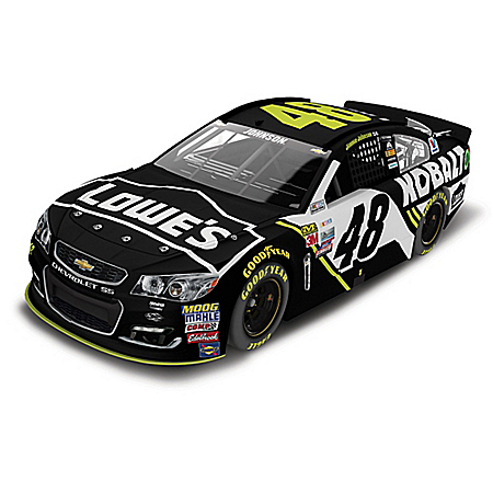 Jimmie Johnson No. 48 Kobalt 2017 NASCAR Lionel Racing Diecast Car
