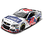 Jimmie Johnson No. 48 Lowe's Patriotic 2017 NASCAR 1 - 24-Scale Diecast Car