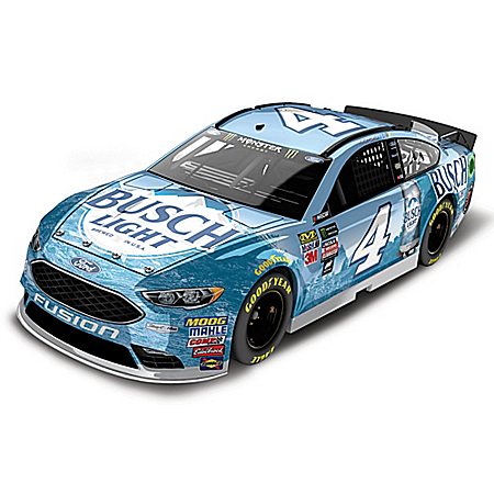 Kevin Harvick No. 4 Busch Light 2017 NASCAR Lionel Racing Diecast Car