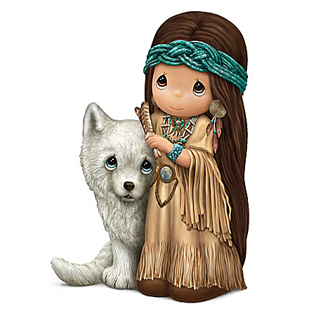 Precious Moments May The Spirit Of Freedom Follow You Figurine