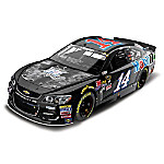 Tony Stewart No. 14 Last Ride/Mobil 1 2016 NASCAR Sprint Cup Series Diecast Chevrolet SS Car
