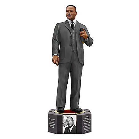 Dr. Martin Luther King, Jr. By Keith Mallett Limited-Edition Figurine