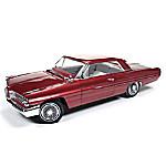 1 - 18-Scale 1962 Pontiac 421 Super Duty Grand Prix Diecast Car