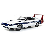 1 - 18-Scale Lucinda Cindy Lewis 1969 Dodge Daytona LA Diecast Car