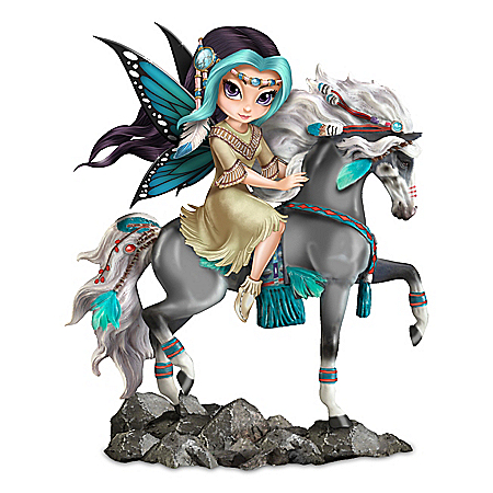 Jasmine Becket-Griffith Dreamchaser Fairy Figurine