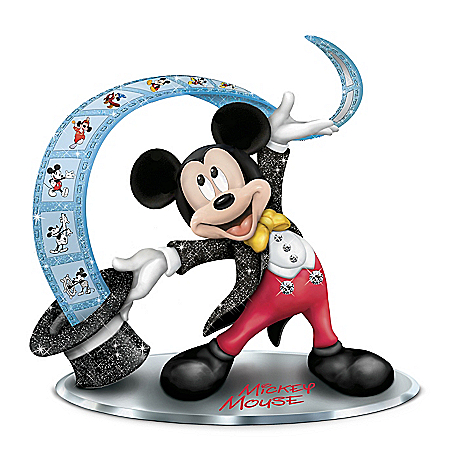 Disney: The Ear-resistible Mickey Mouse Hand-Painted Figurine