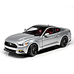 1 - 18-Scale 2017 Ford Mustang GT Precision-Engineered Diecast Car