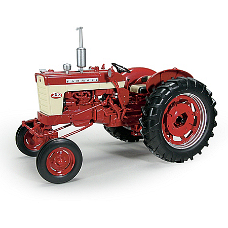 1:16-Scale 1957 Farmall 340 Gas Wide Front Diecast Tractor
