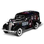 KISS Forever 1 - 18-Scale Studebaker Hearse Sculpture