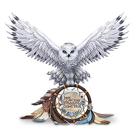 Jody Bergsma May All Your Dreams Come True Owl Figurine