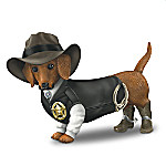 Choose Your Favorite Breed Sher-ruff S. Paws Handcrafted Dog Figurine