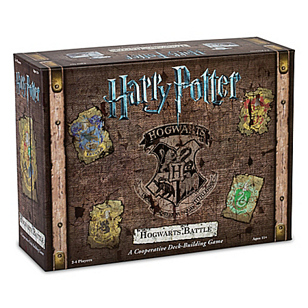 Harry Potter Hogwarts Battle Cooperative Game: 2 to 4 Players Ages 11 and Up