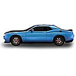 1 - 18-Scale 2017 Dodge Challenger SRT Hellcat AuthentiCast Resin™ Car Sculpture
