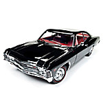 American Muscle 1 - 18-Scale 1967 Chevy Impala SS Hardtop Diecast Car