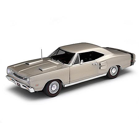 1:18-Scale 1969 Dodge Coronet R/T Diecast Car