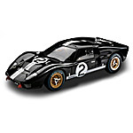 1 - 12-Scale 1966 Le Mans Winning Ford GT40 Diecast Car
