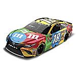Kyle Busch 2018 M&M's Camry 1 - 24-Scale NASCAR Diecast Car